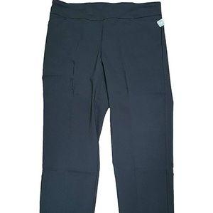 NWT Terra & Sky blue Dress pants with elastic wais
